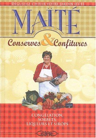 Maïté se met à table