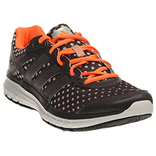 Adidas Performance Women's Duramo 6 W Running Shoe, Core Black/Sharp Grey F11/Running White, 8.5 M US