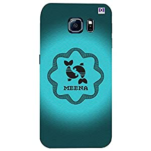 Meena - Mobile Back Case Cover For Samsung Galaxy S7
