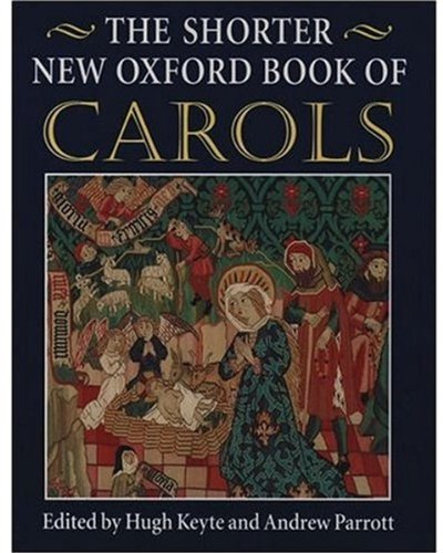 The Shorter New Oxford Book of Carols: Vocal score