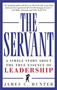 "Cover of ""The Servant: A Simple Story Abo..."