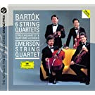 Bart�k: The 6 String Quartets (2 CD's)