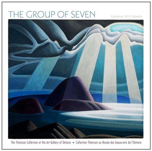 2012 The Group Of Seven Mini Calendar