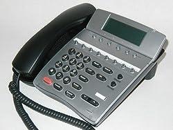 DTR-8D-2(BK) TEL / NEC DTERM SERIES i Black Phone (Part# 780040)