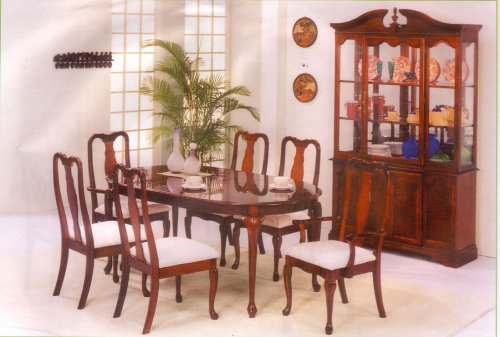 Furniture dining room furniture dining room set for Queen anne dining room