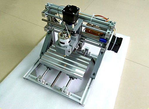 CNC 3 Axis Engraver Machine Milling Wood Carving DIY Mini Engraving Machine Kits (Mini Cnc Machine compare prices)
