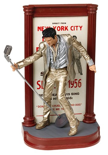 Buy McFarlane Toys Rock n' Roll Action Figure Elvis #4 Gold Outfit