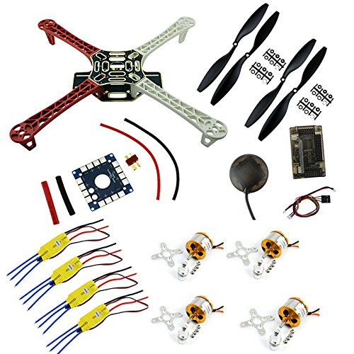 Hobby-Fun-DIY-F450-Quadcopter-Kit-APM28-FC-NEO-6M-GPS-XXD-1000KV-Motor-30A-ESC-Props