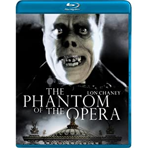 Silent version of Phantom of the Opera