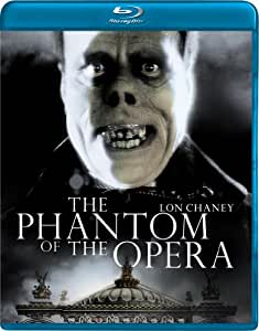 Phantom of the Opera (1925) (Silent) [Blu-ray]