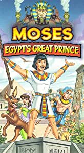 Amazon.com: Moses Egypt's Great Prince [VHS]: Moses-Egypt