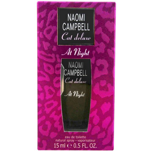 Naomi Campbell Cat Deluxe at Night Eau de Toilette Spray 15 ml