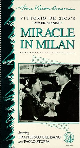 Miracle in Milan [VHS]