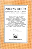 img - for Antologia de Los Poetas Del 27 book / textbook / text book