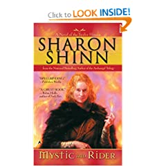 Mystic and Rider (The Twelve Houses, Book 1) by Sharon Shinn