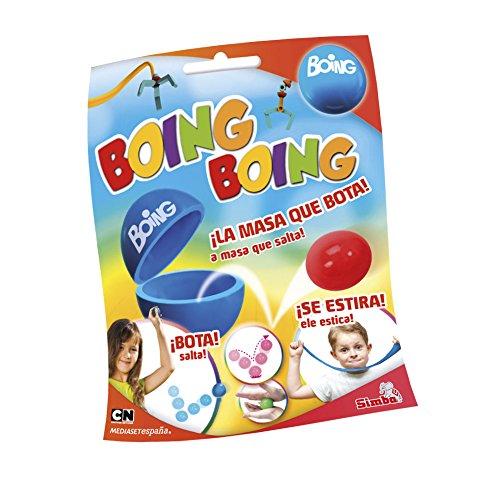 "Simba - Boing ""La masa que bota"" sobre sorpresa"