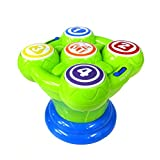 Very Attractive Battery Operated Baby's Multifunction Learning Drum With Flashing Lights & Sounds - Musical Toys...