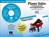 echange, troc Sebastian Bach Johann - Piano Solos: Instrumental Accompaniments
