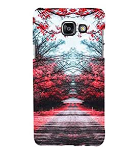 Ebby Premium Printed Mobile Back Case Cover With Full protection For Samsung Galaxy A5 (2015) A500F (Designer Case)