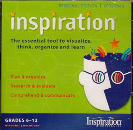 Inspiration 8.0 Single Box Hybrid CD Personal Edition