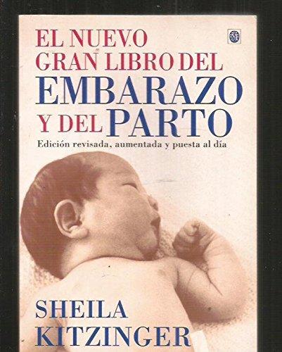 EL NUEVO GRAN LIBRO DEL EMBARAZO Y DEL PARTO