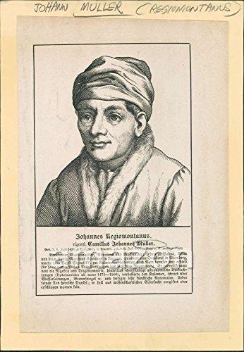 life of johann muller regiomontanus essay Johannes müller von königsberg (regiomontanus)  see more born melvin  kaminsky brooklyn 1926 mel brooks-comedy writer,co-creator of get.