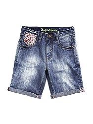 SuperYoung Boys' M.Blue Shorts