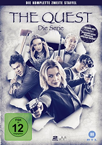 The Quest - Die Serie, die komplette zweite Staffel [2 DVDs]