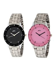 ATC Analog Round Casual Wear Watches For Men Combo-SL-84_SL-87