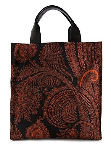 (ジバンシィ) GIVENCHY Paisley print tote bag ペイズリー プリント トートバッグ [並行輸入品] LUXTRIT