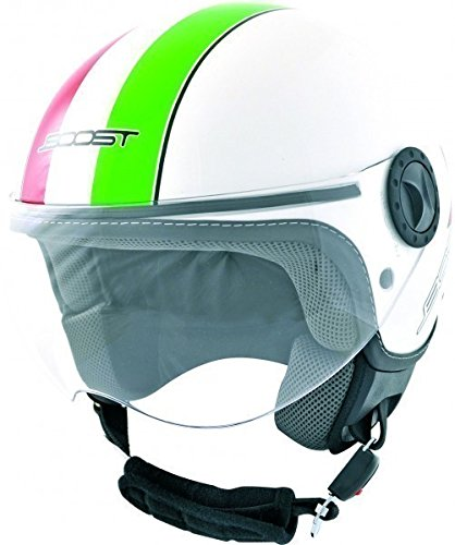Boost b730 stardust italy casque jet