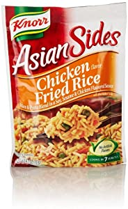Knorr Asian Sides, Chicken Fried Rice, 5.7 Oz