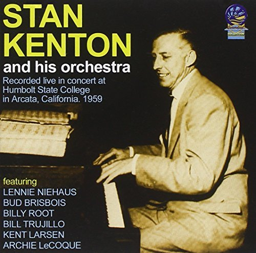 Live Humbolt State College, Arcata CA 1959 by Stan Kenton (2010-09-21) (Arcata Ca compare prices)