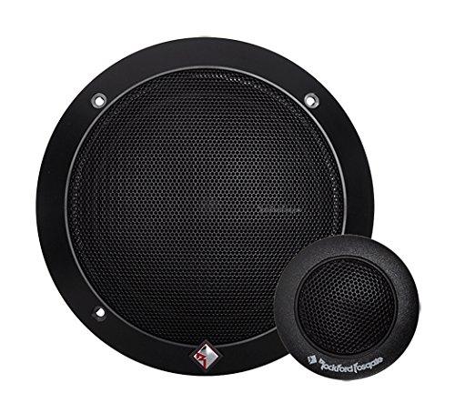 Rockford R165S R1 Prime 6.5-Inch 2-Way Component Speaker System