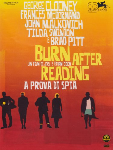 Burn after reading - A prova di spia [Italia] [DVD]