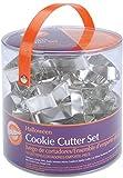 Wilton Halloween Metal Cookie 18-Piece Cutter Set