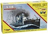 Mirage Hobby AR-840064-Maqueta de v 106German WWI Torpedo Ship