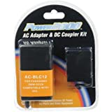 Power2000 AC Adapter & DC Coupler Kit for Panasonic DMW-DCC8GU