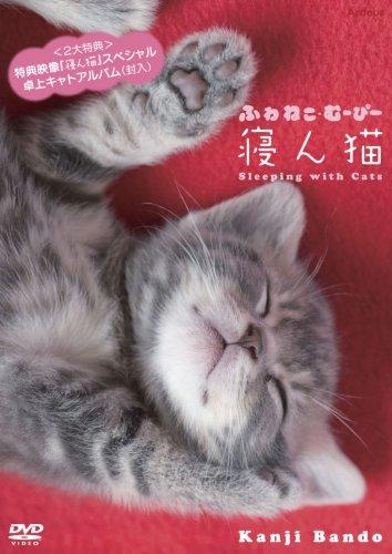ふわねこむーびー第1弾!「寝ん猫」 <板東寛司 初のDVD作品!!>