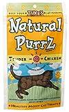 Zukes Natural Purrz Cat Treats Chicken  3-Ounce