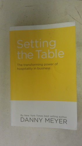 Setting the Table: The Transforming Power of Hospitality