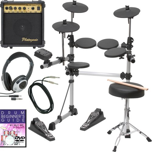 Electronic drums-MEDELI DD-402KII DIY KIT [DVD / amp / cable / Chair with headphones set ♪] (9757406802)