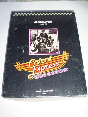Orient Express box cover