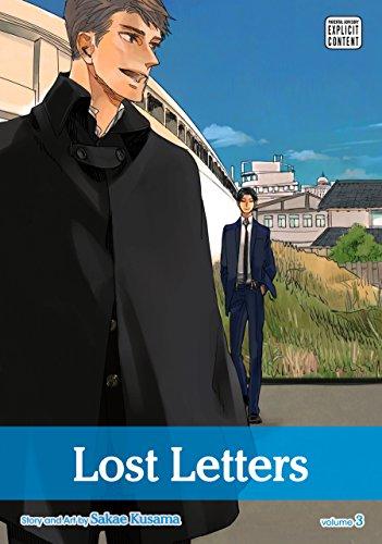 Lost Letters, Vol. 3 (Yaoi Manga)