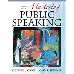 Download Mastering Public Speaking (7th Edition)