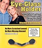Readerest Magnetic Eye-Glass Holder - Stainless Steel Original