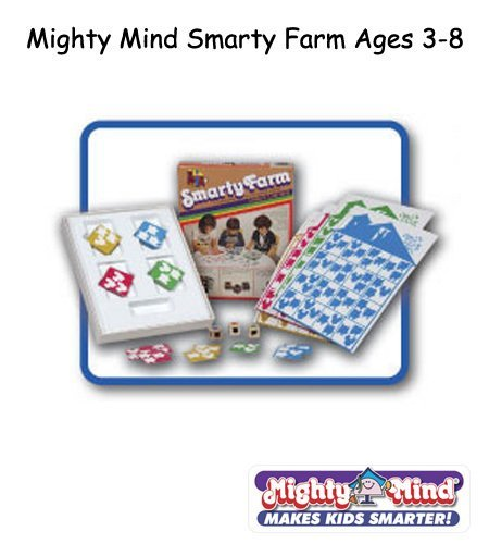Mighty Mind Smarty Farm Ages 3-8