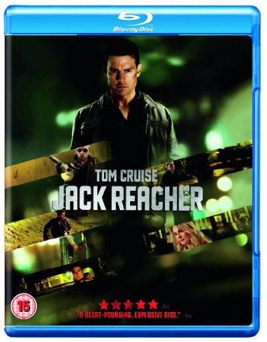 JACK REACHER [Blu-ray] [UK Import]