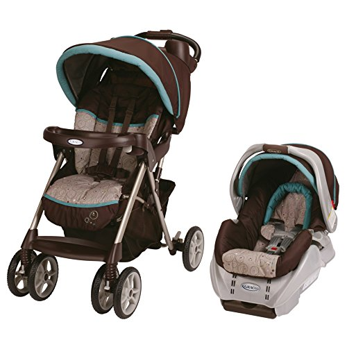 Purchase Graco Alano Classic Connect Travel System, Scribbles