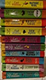 img - for Carl Hiaasen 10 Book Set: Nature Girl, Lucky You, Basket Case, Sick Puppy, Tourist Season, Native Tongue, Stormy Weather, Strip Tease, Skinny Dip, Skin Tight book / textbook / text book